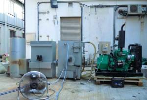 5KW Biomass Gasification Power Generation