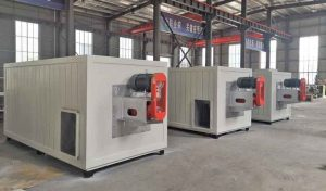 Indirect Type Natural Gas Heating Hot Air Generator
